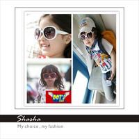 New Korean kids sunglasses Children glasses Shades GOGGLES UV protection Anti UV vintage beach  holiday women's glasses eyeware