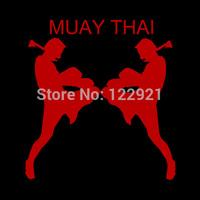 High Quality Muay Thai Boxing MMA muaythai Sport Casual Fashion  Printed Tee T-shirt  Dress Camiseta Cloth