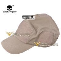 Free shipping 2014 Emerson ball cap belt cap Tactical baseball Cap with Velcro / baseball cap