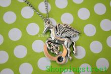 horseshoe necklace price