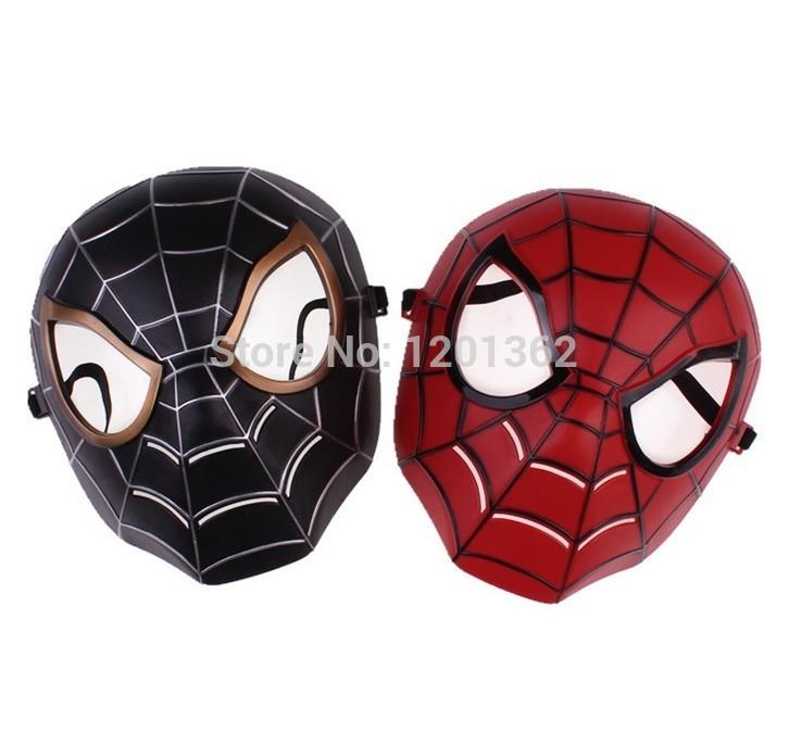 Spiderman cartoon mask