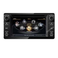 Mitsubishi Outlander 2013 2014 GPS Navigation Bluetooth Car DVD Stereo Sat nav 3G