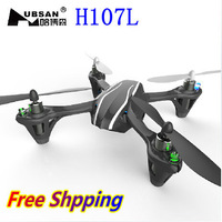 Hubsan X4 H107L 2.4G 4CH 6-axis LED light RC Quadcopter quad copter RTF H107L UFO RC Helicopter Toy