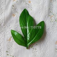 Small Peony Paeonia lactiflora leaf arch artificial fake ronde flower  peony  leaf wedding car decoration leaf