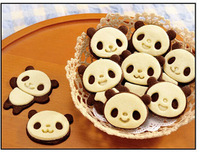Free shipping! Cookie Mold Mould Cutter Fondant Biscuit Cookies Cutters Styling Tools Cartoon Panda Sugarcraft Decorating