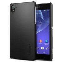 Original Spigen SGP Z2 Case Ultra Fit Series Ultra Slim Matte hard Back Cover for Sony Xperia Z2