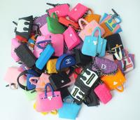 100pcs/lot new 2014 hot sell kpop kawaii CUTE Luxury fashion design handbag Bag dust plug for earphone jack plug retail package