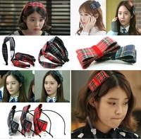 2014 Hot Sale Fashion Free shipping 10pcs/lot korea hot girls hair bands