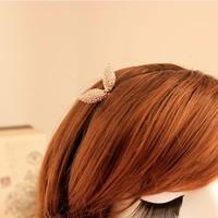 2014 Hot Sale Fashion Free shipping 6pcs/lot cute bowknot hair bands for girls