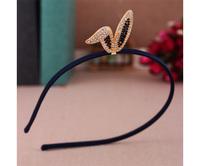 2014 Hot Sale Fashion Free shipping 6pcs/lot cute rabbit ear hair accessories for girls