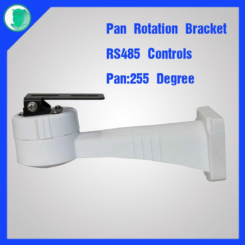 CCTV PTZ intelligent RS485 Bracket Electrical Rotating Bracket Installation/ Stand/ Holder CCTV Accessories for cctv camera(China (Mainland))
