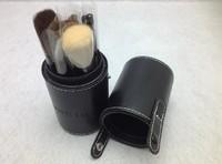 Free shipping  makeup brush set 12 black drum brushes single brush eye shadow brush