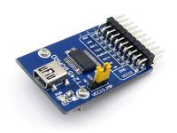 FT245 FT245RL USB transfer FIFO module communication module development board evaluation board mini-type