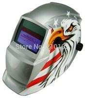 Solar Auto darkening filterTIG MIG MMA  welding helmet/face mask/Electric welder mask/caps for welding machine