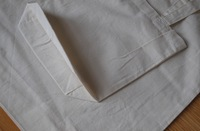 Custom Print eco Cotton Handle Cavans Bag White Blank Daily Carry Economic Friendly Calico Bags DIY print bag Embroidered logo