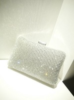 Free Shipping Luxury Diamond Evening Bags BlingBlng Classic Rhinestone Day Clutch For Lady Recommend