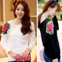 popular girl knitwear