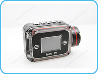Free shipping!! 2014 New Full HD 1.5''LCD Sport Camera 1920*1080P 30FPS HDMI 140 Degree 5.0M CMOS Waterproof Action Video Camera