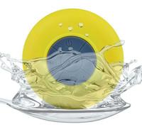 2014 NEW BLUETOOTH V3.0 SOUND WATERPROOF WIRLESS MINISPEAKER BATHROOM CAR USE BTS-06 FREE SHIP