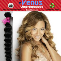"7 Days Return Guarantee 6a 8""-30"" top quality hair,queen hair product,brazilian virgin hair loose wave human hair weave"