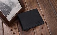 Cowhide wallet Promotion! Most value Quality assurance Men's soft dough leather purse for men