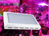 600W Led grow light 200x3 watt Bridgelux chip 8bands UV IR best for hydroponics Growing&Blooming factory price CE RoHS&FCC