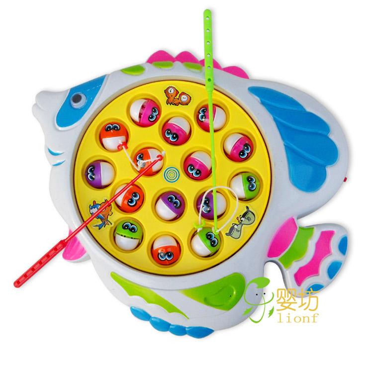 игрушка ловить рыбу
