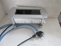 ZSPM -3 manual desktop socket withGerman power