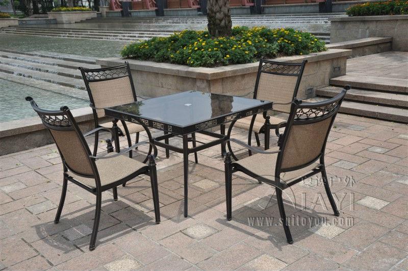 Aliexpress popular fundici n de aluminio muebles de for Aluminio productos de fundicion muebles de jardin