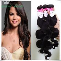 "Free shipping 5 pcs lot cheap brazilian virgin hair body wave,100% unprocessed brazilian hair weaves bundles mixed 8""-22"""