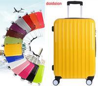 "Women and men Travel Bags, TSA password lock, universal wheels, 20 ""/ 24"" / 28 ""inch, rolling luggage bags, travel suitcase"