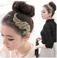 FreeShipping Min order $ 15!New fashion hair bands hair accessories popular ladies hair accessories