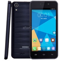 Original DOOGEE Valencia DG800 Dark Blue, 4.5 inch 3G Android 4.4.2 Smart Phone,MTK6582 1.3GHz Quad Core,Support OTA,WCDMA &GSM