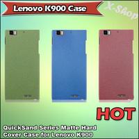 X-SHOP,QuickSand Series Matte Hard Cover Case for Lenovo K900,case