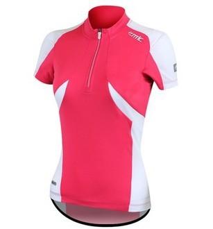 No verão de 2014 camisa bicicleta feminina com mangas curtas diversão ao ar livre sportswear feminino Femininas ciclismo.(China (Mainland))