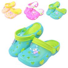 wsb niños zapatos de verano 2014 niños marca de moda zapatos de buena calidad niños ocio zapatos zuecos los niños respiran zapatos al por mayor(China (Mainland))