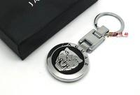 New 3D  Auto Car Logo Metal Keychain  For Jaguar XK, XJ , XF  all car
