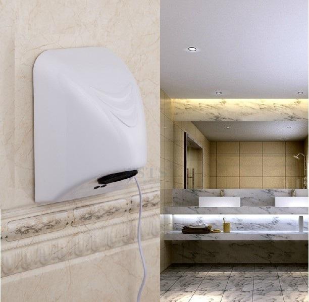 Itemship-Bathroom hand dryer automatic induction dryers Dryers efficient automatic sensor hand dryer(China (Mainland))
