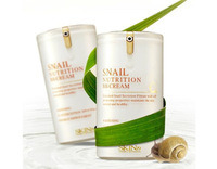 Free shipping New super Plus Snail Nutrition BB Cream SPF45 40g for Skin 79 whitening and sunscreen