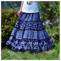 Female Maxi Winter Print Fashion Skirt Long Skirt Spring New 2014 Summer Saias Femininas 2014 Skirts Womens Saias Saia Longa