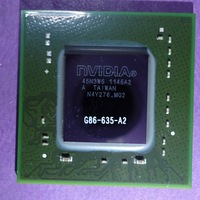 NVIDIA   G86-635-A2  integrated chipset 100% new, Lead-free solder ball, Ensure original, not refurbished or teardown