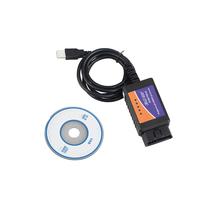 2014 New ELM327 USB ELM 327 OBD2 / OBDII V1.5 Auto Diagnostic Interface Scanner Code Reader,Diagnostic Tool ,Car Code Reader