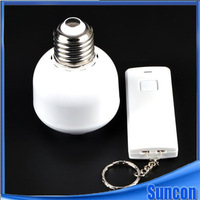 Free shipping+1pcs E27 Standard Screw Remote Control Lamp Light Holder
