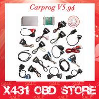 Newest 2014 Auto Repair (radios,odometers, dashboards, immobilizers) Carprog Full V6.8 ECU Chip Tunning Car Prog