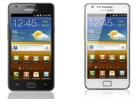 Samsung Galaxy S2 S II I9100 Android Mobile Phones 3G Wifi GPS 8MP Camera