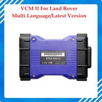2014 High Quality V138 Land/Rover VCM II Diagnostic Scanner OBD2 Scanner Land/Rover VCM2