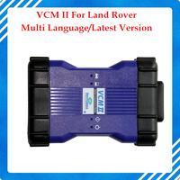 New Arrival Professional Diagnostic Scanner VCM II For Land/Rover VCM 2 V138 DHL Free Shipping