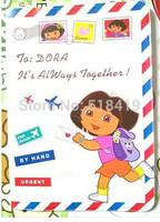 2014 Free shipping  cute little girl passport holder passport cover