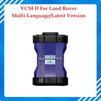 LR VCM II LR Diagnostic Scanner V138 Professional Land/Rover OBD VCM 2 Scanner Free shipping By DHL