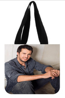 Luke Bryan Custom Reusable Canvas Shopping Tote Bag